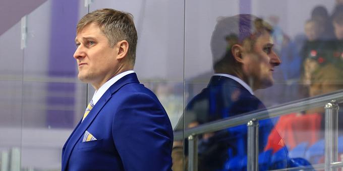 "Александр Трофимов: ""Наконец-то переехали на новую арену"""