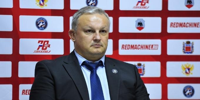 """""""Горняк"""" ведёт переговоры с Евгением Зиновьевым"""