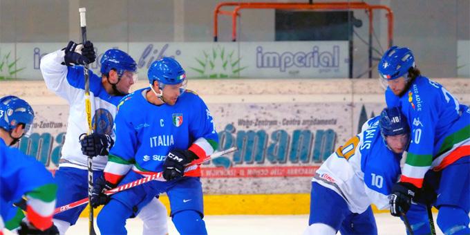 Сборная Казахстана одержала победу над Италией