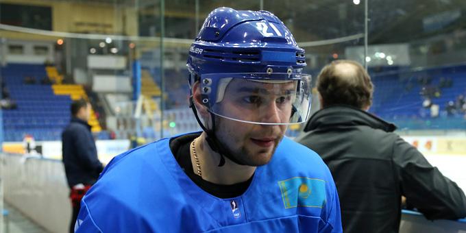 Сборная Казахстана похоккею выиграла уАвстрии вЧМ впервом дивизионе