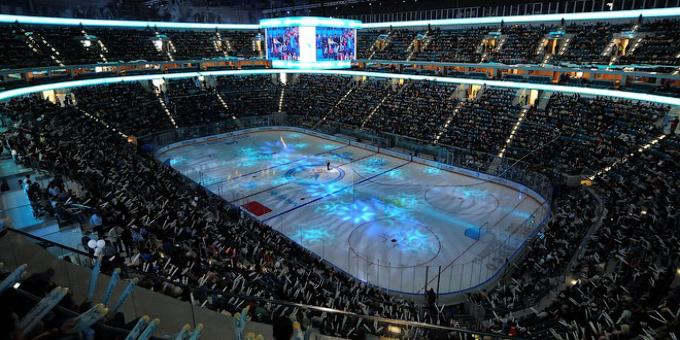 Матч звёзд КХЛ пройдёт в Астане