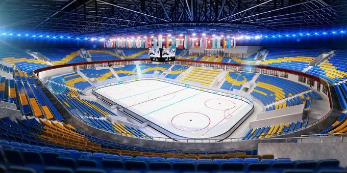 КХЛ готова рассмотреть заявку Алматы о вступлении в лигу