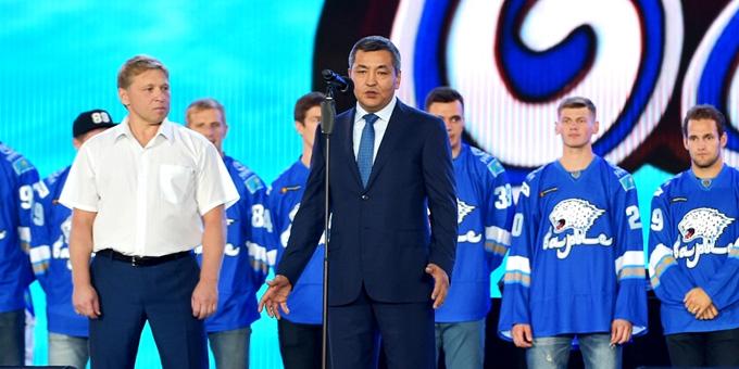 """Аскар Шопобаев: """"Мы продолжаем с оптимизмом смотреть в будущее"""""""