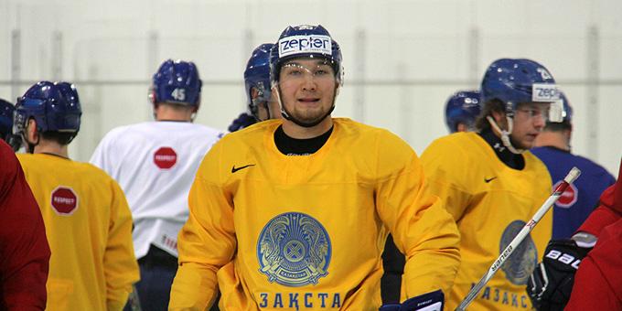 Тафгай «Барыса» Рыспаев пройдёт месяц испытательного срока вВХЛ