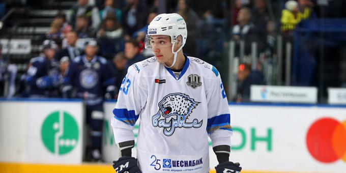 """Кирилл Полохов: """"У меня есть желание играть в зрелищный, атакующий и красивый хоккей"""""""