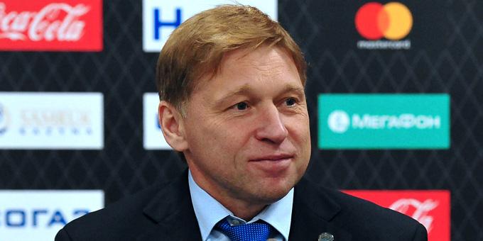 """Евгений Корешков: """"Хотелось бы, чтобы так нашу команду поддерживали постоянно"""""""