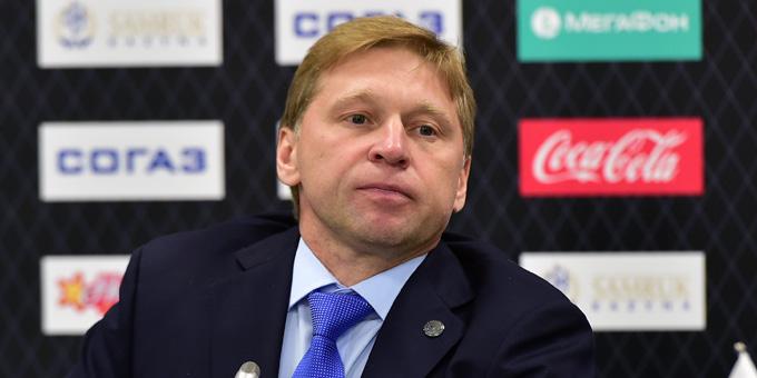 """Евгений Корешков: """"Хоккей закончился, когда не засчитали второй гол"""""""