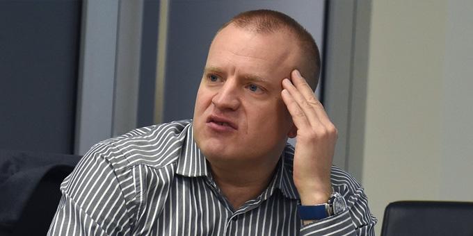 """Алексей Анисимов: По-человечески мне жалко """"Барыс"""""""