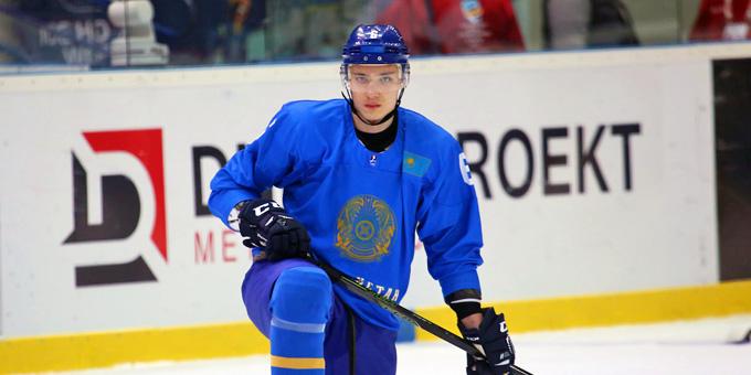 Капитаном молодёжной сборной Казахстана стал Кирилл Полохов
