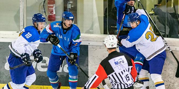Молодёжная сборная Казахстана снова разгромила Италию