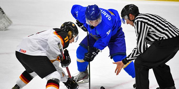 Молодёжная сборная Казахстана в овертайме обыграла Германию