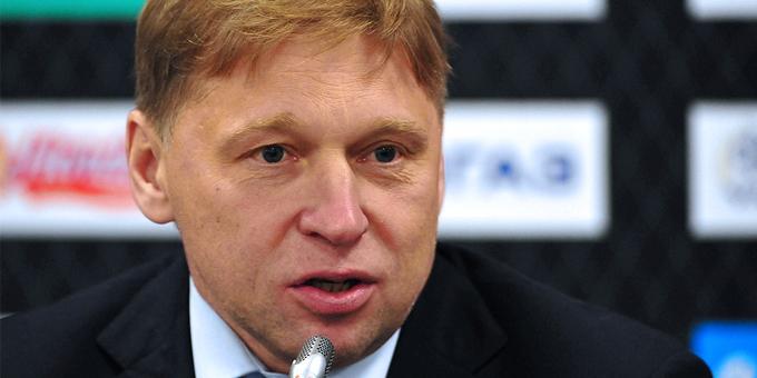 Корешков отправлен вотставку споста основного тренераХК «Барыс»