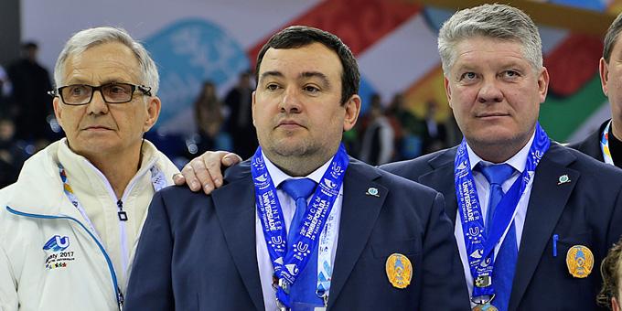 """Георгий Верещагин: """"Мы делаем ставку на своих ребят, но должна быть конкуренция"""""""