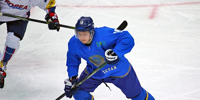 Сборная Казахстана обыграла Южную Корею
