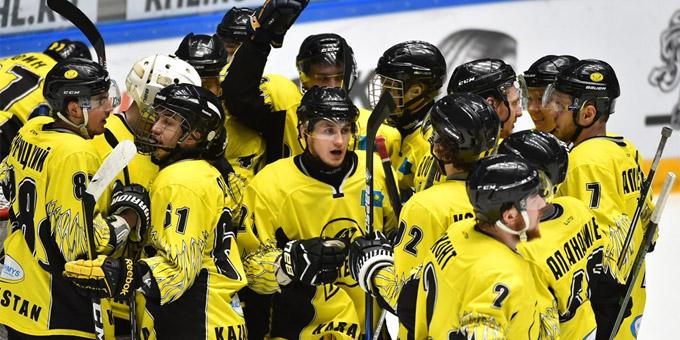 """Хоккеисты """"Темиртау"""" за свой счёт оплатят расходы команды, чтобы сыграть на домашней арене"""