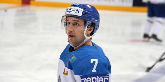 Капитаном сборной Казахстана стал Максим Семёнов