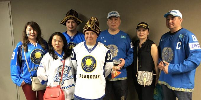 Как сборная Казахстана похоккею разгромила Венгрию настарте чемпионата мира