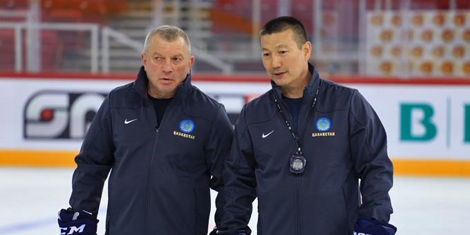 """Галым Мамбеталиев: """"Весь хоккей строится на дисциплине"""""""