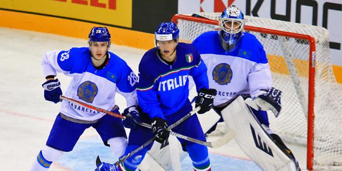 Сборная Казахстана всухую проиграла Италии