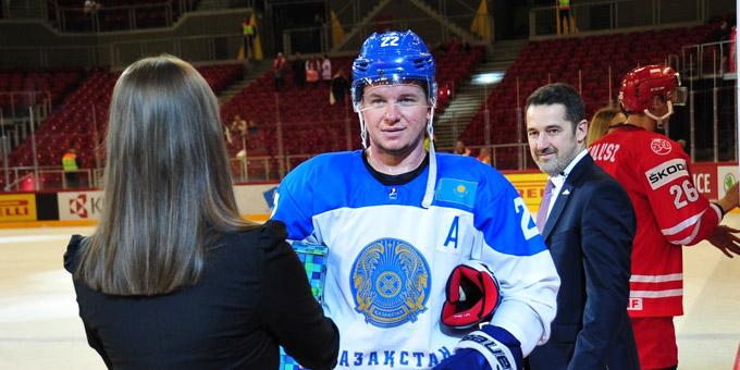 Роман Старченко стал лучшим бомбардиром и снайпером чемпионата мира
