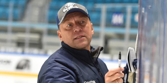 """Андрей Скабелка: """"Мы хотим быть динамичной командой"""""""