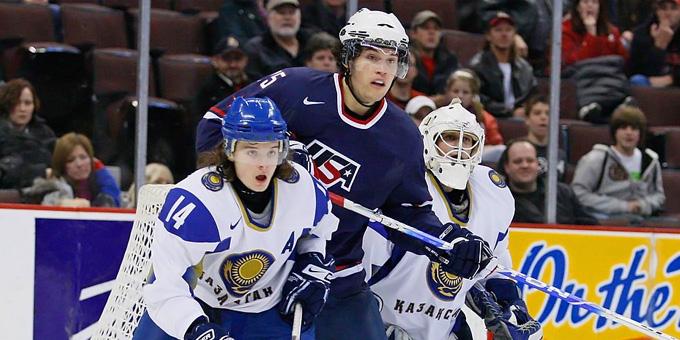 Стало известно расписание матчей молодёжной сборной Казахстана на чемпионате мира в Канаде