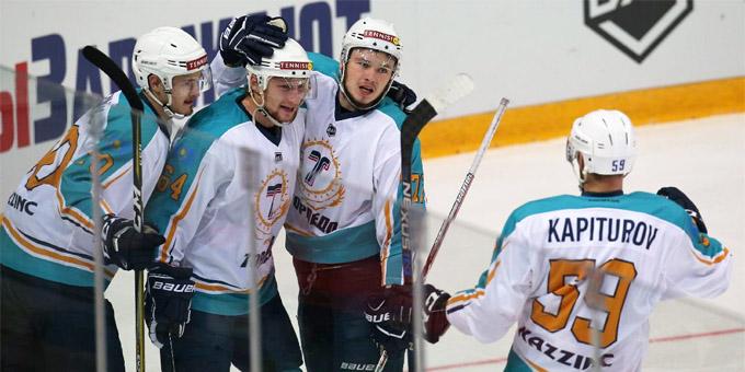 """Аркадий Шестаков: """"Я больше командный игрок"""""""