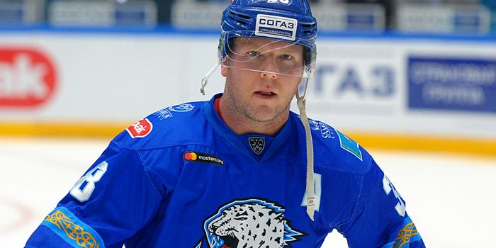 Кевин Даллмэн побил рекорд КХЛ