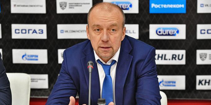 "Андрей Скабелка: ""Нам не хватило сил на третий период"""