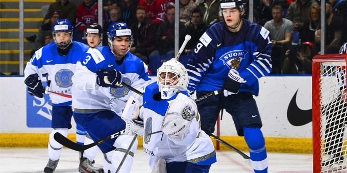 Молодёжная сборная Казахстана проиграла Финляндии