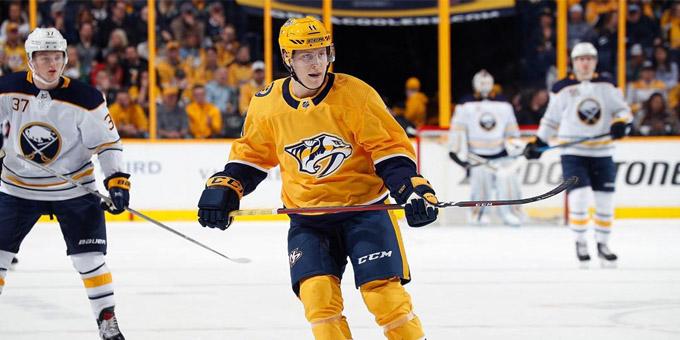 Форвард из НХЛ не смог забить Демиду Еремееву, отметили канадские комментаторы