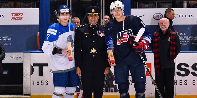 Самат Данияр назван лучшим игроком в составе сборной Казахстана в матче с США