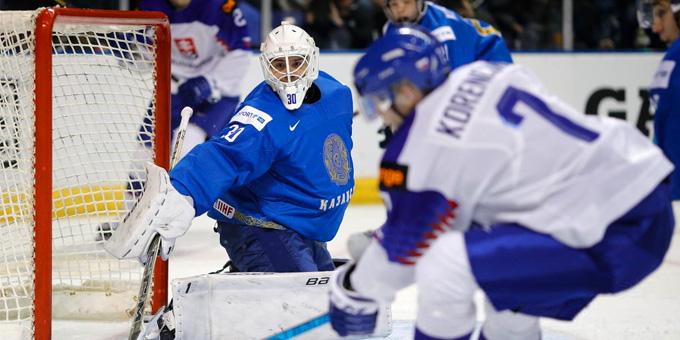 Молодёжная сборная Казахстана проиграла Словакии, Артур Гатиятов оформил дубль