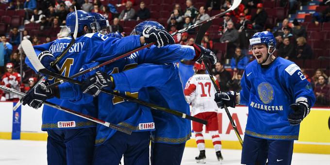 Молодёжная сборная Казахстана снова обыграла Данию и остаётся в элитном дивизионе