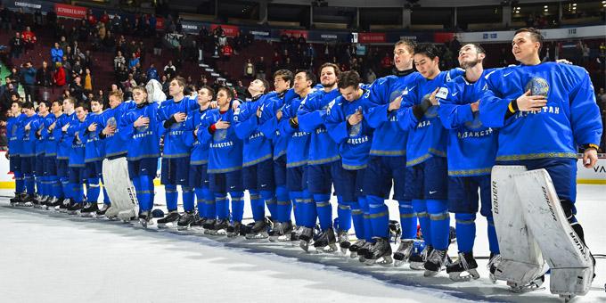 Молодёжная сборная Казахстана может сохранить почти половину состава к следующему чемпионату мира