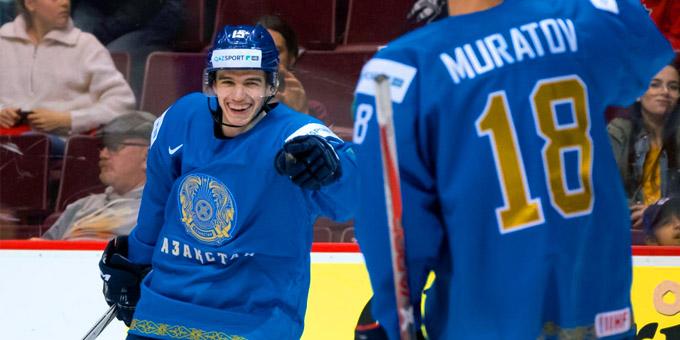Артур Гатиятов второй год подряд становится лучшим бомбардиром молодёжной сборной Казахстана