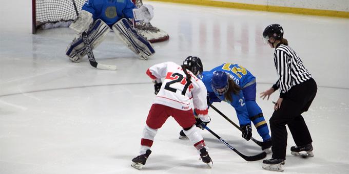 Женская юниорская сборная Казахстана разгромила Турцию