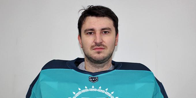 """Вратарь Андрей Гаврилов вернулся в """"Торпедо"""""""