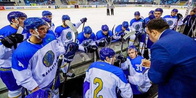Определился состав сборной Казахстана на турнир в Южной Корее