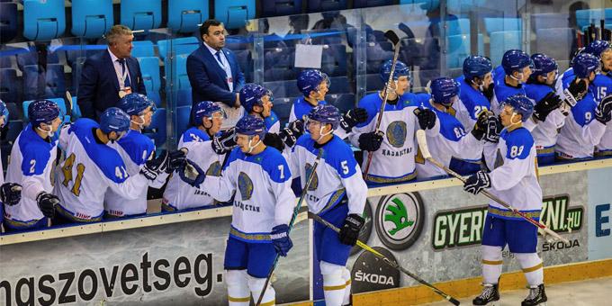 Сборная Казахстана уверенно обыграла Японию