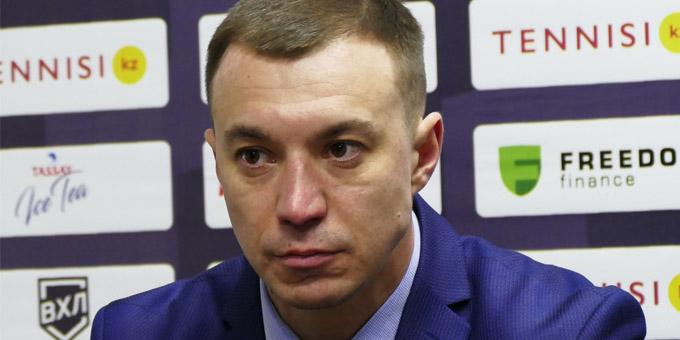 """Евгений Фадеев: """"Хочу извиниться перед болельщиками, что не вышли в плей-офф"""""""
