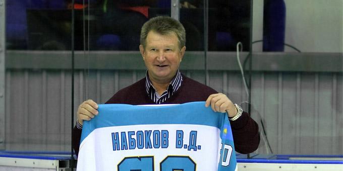 """Виктор Набоков: """"Николай Проскурин - слабый руководитель, он не понимает хоккей"""""""