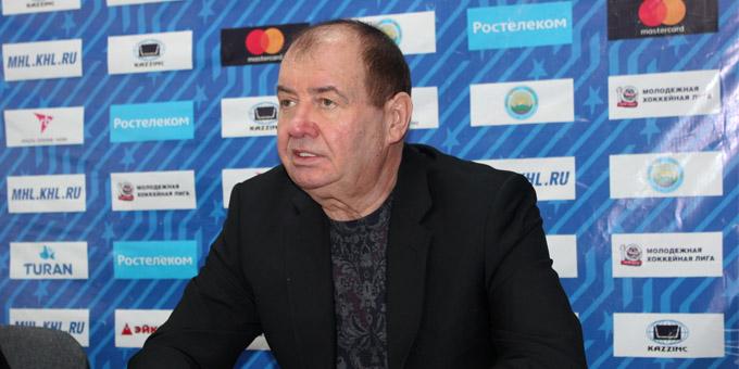 """Николай Проскурин: """"Наша основная цель - подготовка игроков для сборной Казахстана"""""""