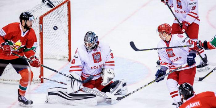 Сборная Венгрия в товарищеском матче с трудом обыграла Польшу