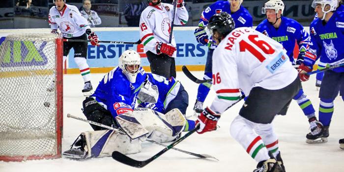 Сборная Венгрия в товарищеском матче обыграла Словению
