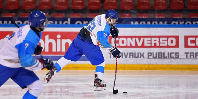 Юниорская сборная Казахстана уверенно обыграла Норвегию