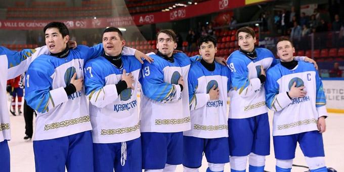 Юниорская сборная Казахстана по буллитам обыграла Данию и завоевала серебряные медали