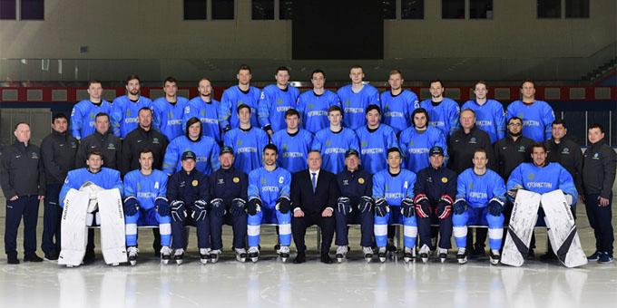 Определился состав сборной Казахстана на чемпионат мира