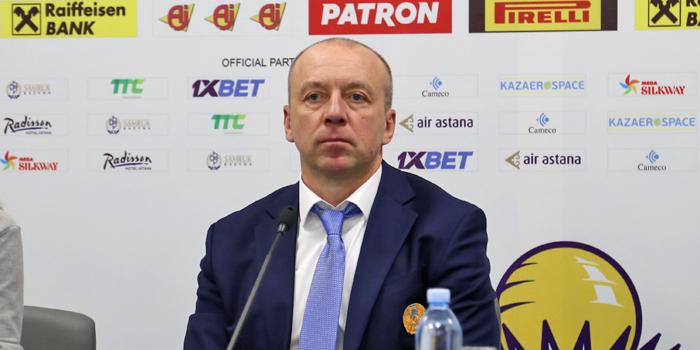 """Андрей Скабелка: """"Не хватило остроты в атаке, но мы выполнили задачу"""""""