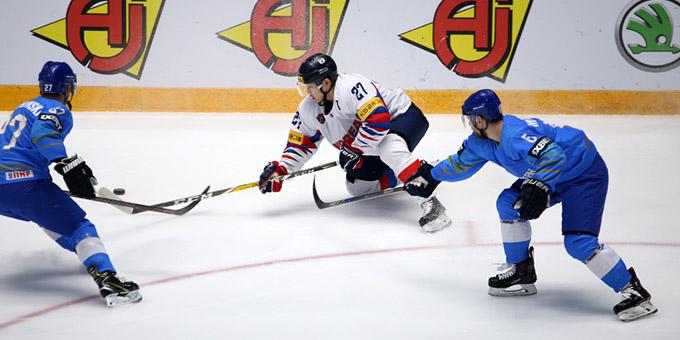 Сборная Казахстана одержала уверенную победу над Южной Кореей